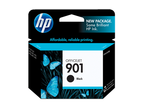 HP-901-Black-Cartridges