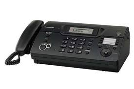 PANASONIC FAX MACHINE KX-FT987