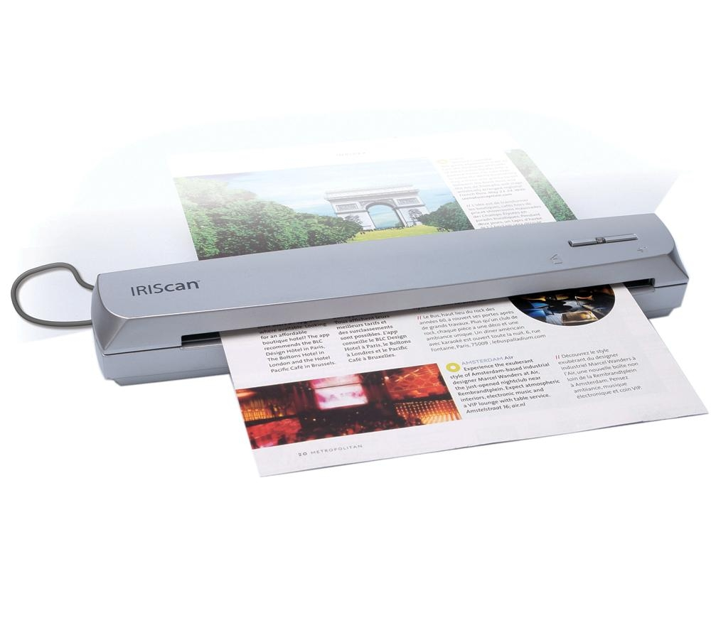 IRIS Book 3 Scanner NEW