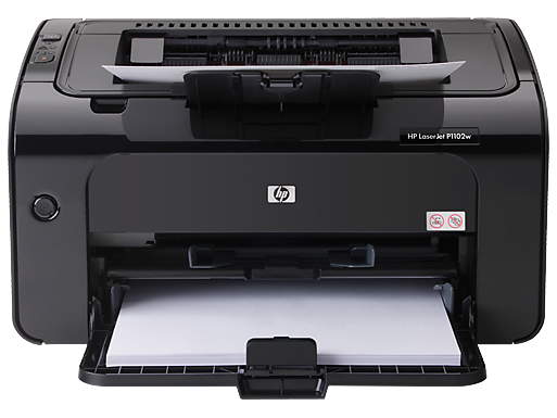 HP LASERJET PRO PRINTER P1102W
