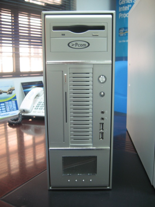 PC CASE 8502 SLIM