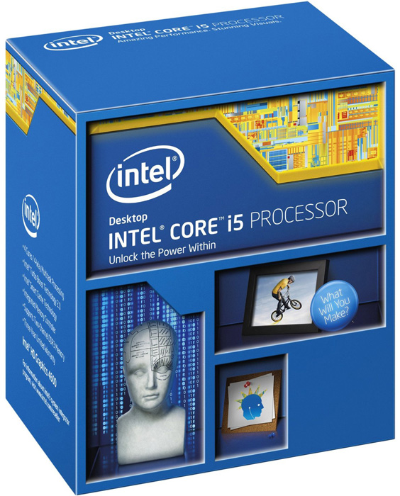 INTEL CPU I5-4590 BOX