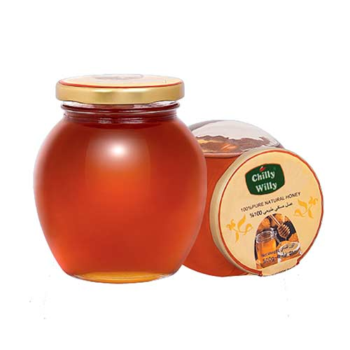 Honey Apple Jar