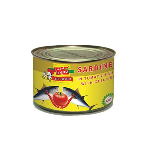 Sardines in TS
