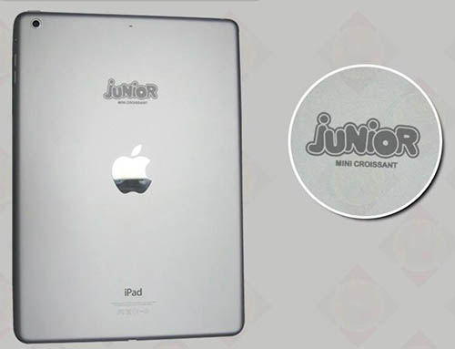 IPAD with Engraving