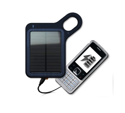 Solar Mobile Phone Pocket Charger